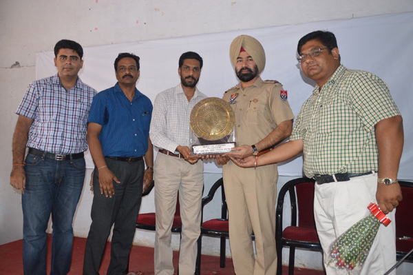 Seminar on Traffic rules