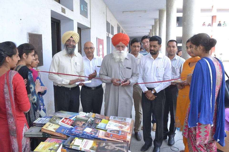 Book Exhibition and Lecture