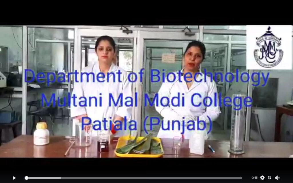 Hand Sanitizer Video