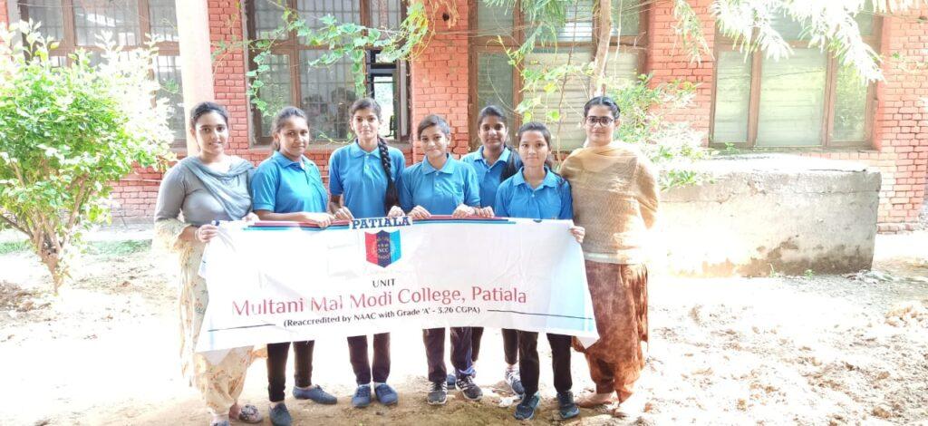 NCC Girls 1