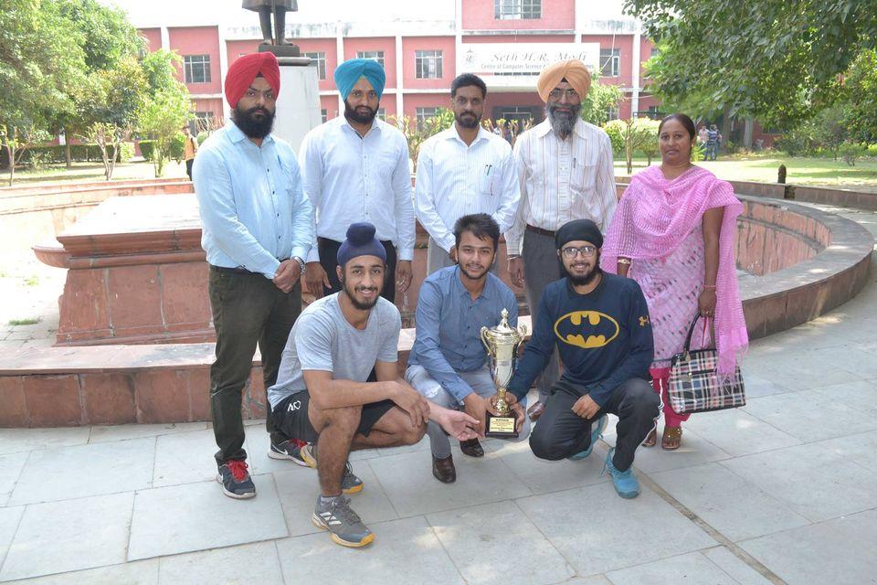 Tennis (boys) Winners