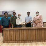 Foundation day of National Service Scheme celebrated at Modi College, Patiala
